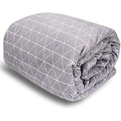 rocabi weighted bed blankets blanket 20 lbs