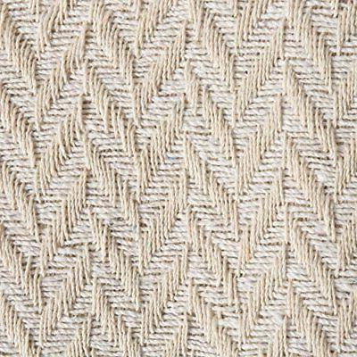 DII Rustic Zig-Zag Blanket Fringe Couch,