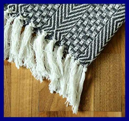 Rustic Farmhouse Throw Vintage Boho Blankets So
