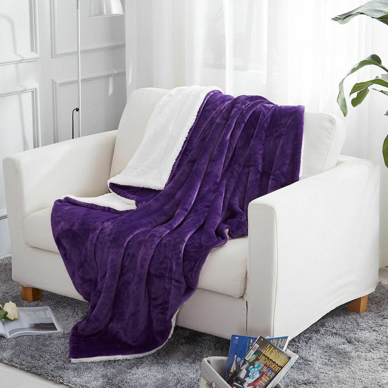 Sherpa Blanket Bed Fleece
