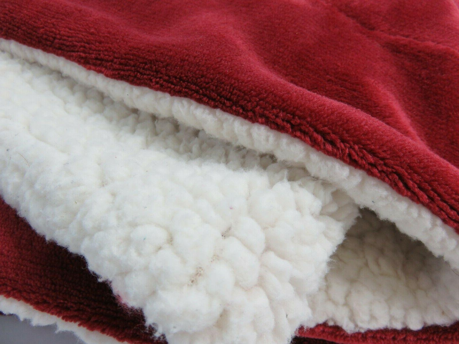 BEDSURE 65in Plush Fuzzy Soft