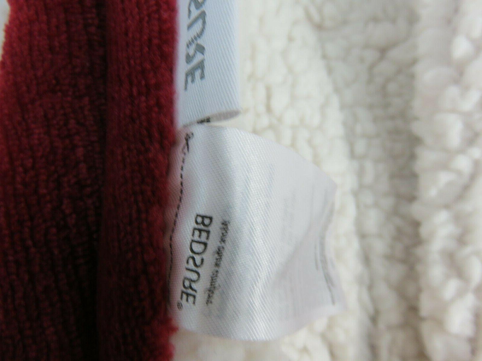 BEDSURE Fleece Blanket 65in x Plush Soft