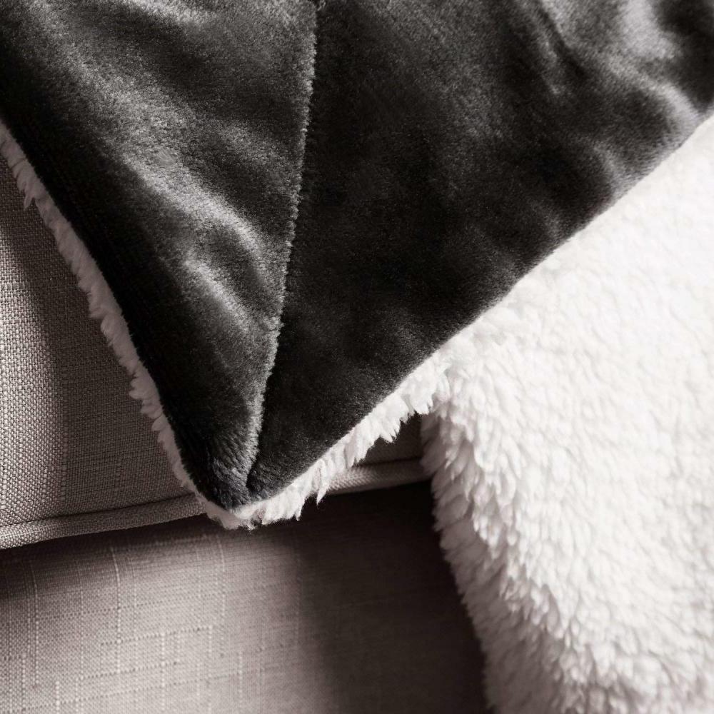 BEDSURE Fleece Throw Plush Fuzzy