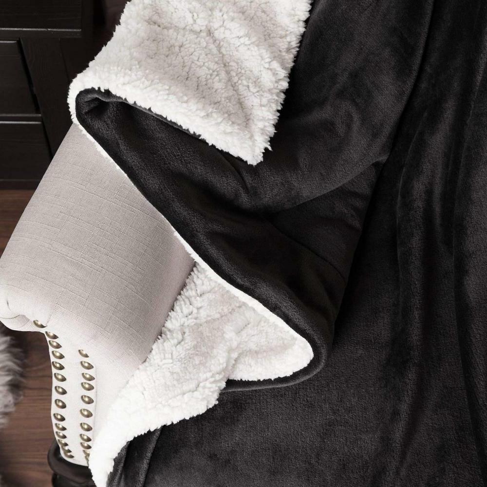 BEDSURE Fleece Throw Plush Soft Microfiber
