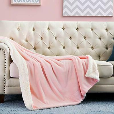 Bedsure Throw Size Pink Throw Throw Pink