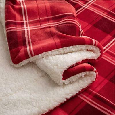 Bedsure Plaid Blanket for Sofa, and Throw
