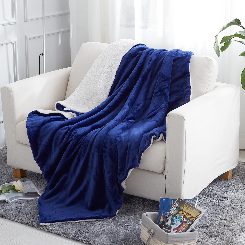 Plush Blanket Bed