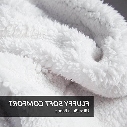 BEDSURE Blanket Microfiber