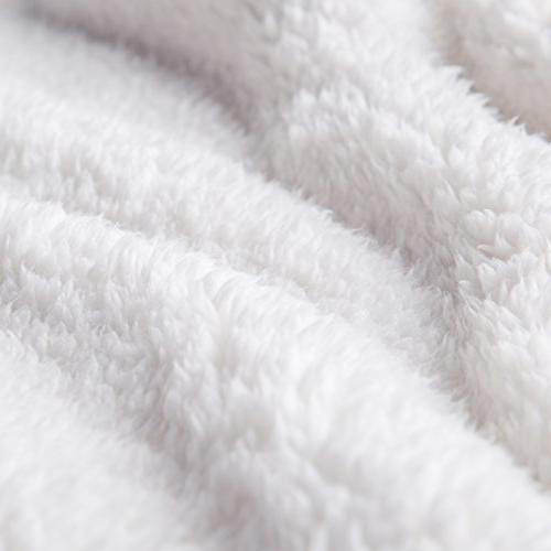 Sage Green Throw Size 50x60 Bedding Fleece Blanket