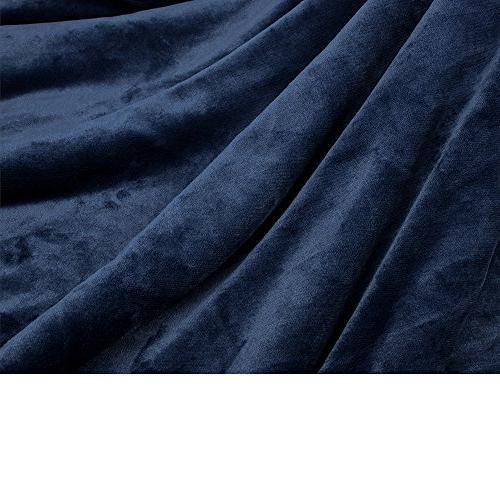 PAVILIA Sherpa Blanket for   Soft, Cozy, Plush Microfiber Chair   Reversible Flannel