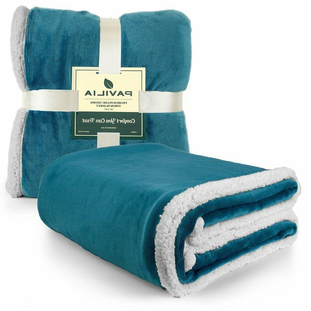 Sherpa Fleece Soft Fuzzy