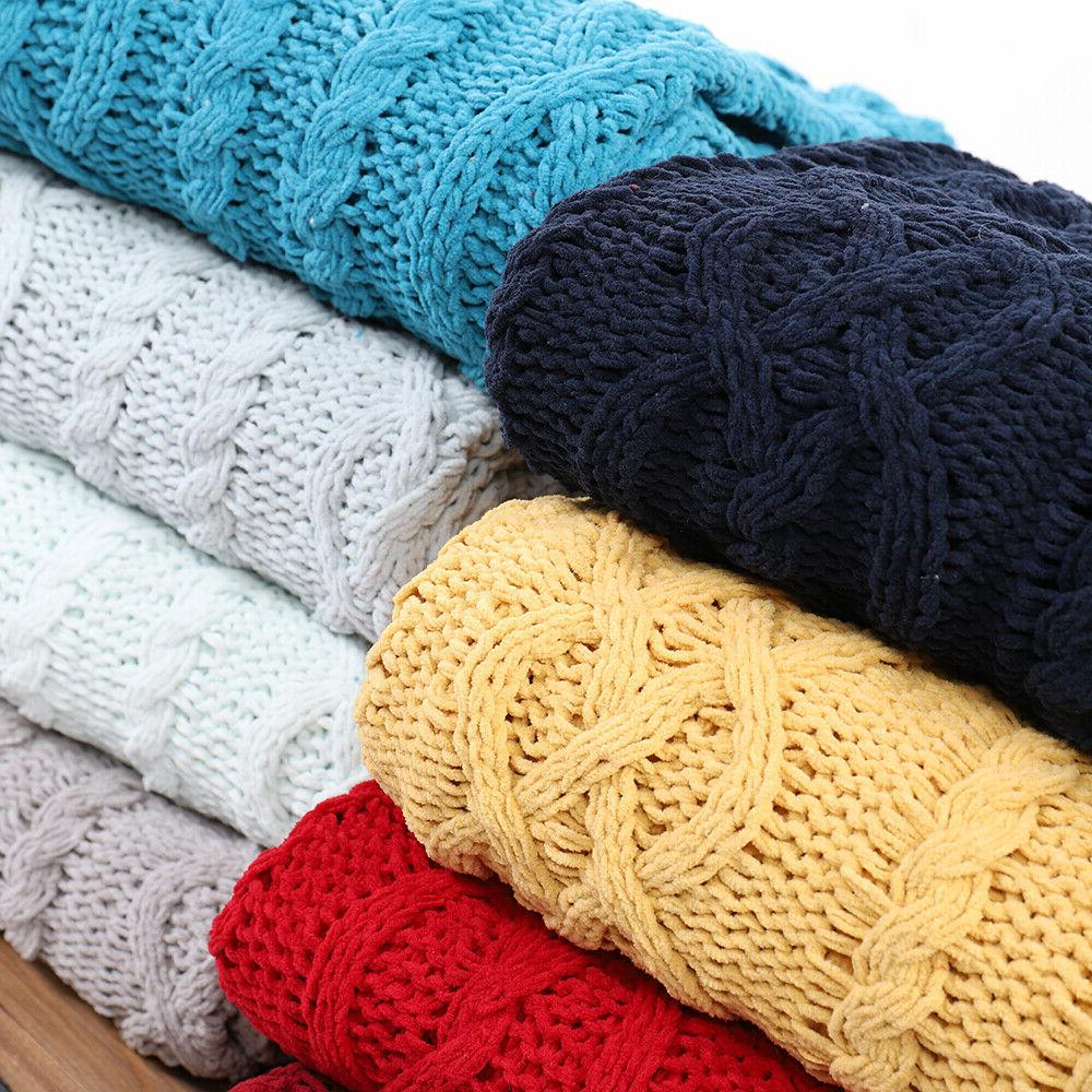Battilo Shibles Knitted Luxury Chenille