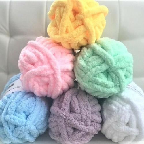 Soft Chunky Blanket Thick Line Knitted Throw US