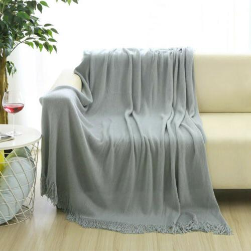 Soft Throw Bed Sofa Bed Couch