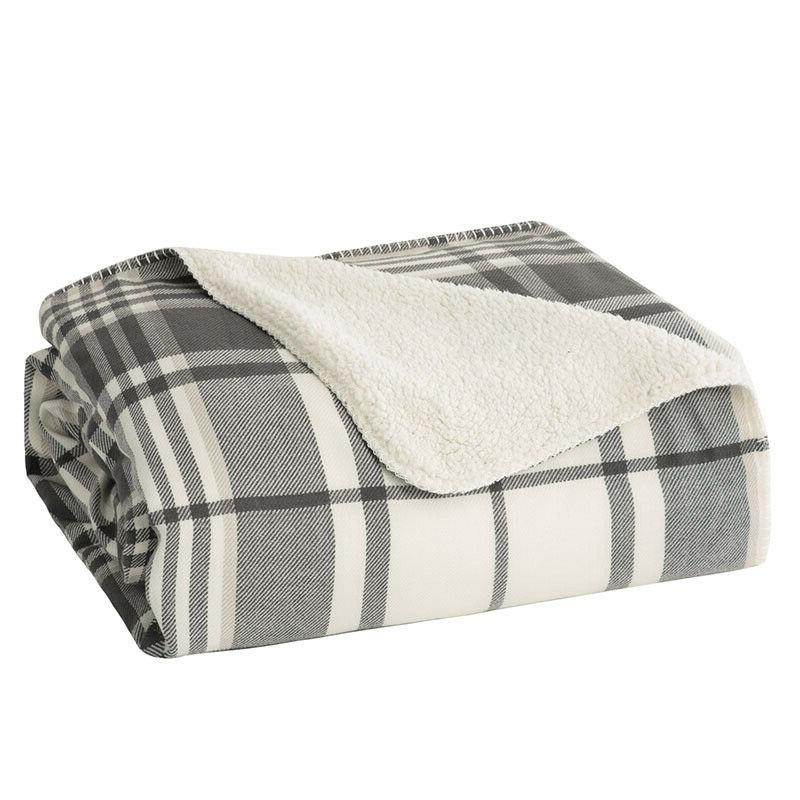Bedsure Sherpa Throw Blanket Blanket