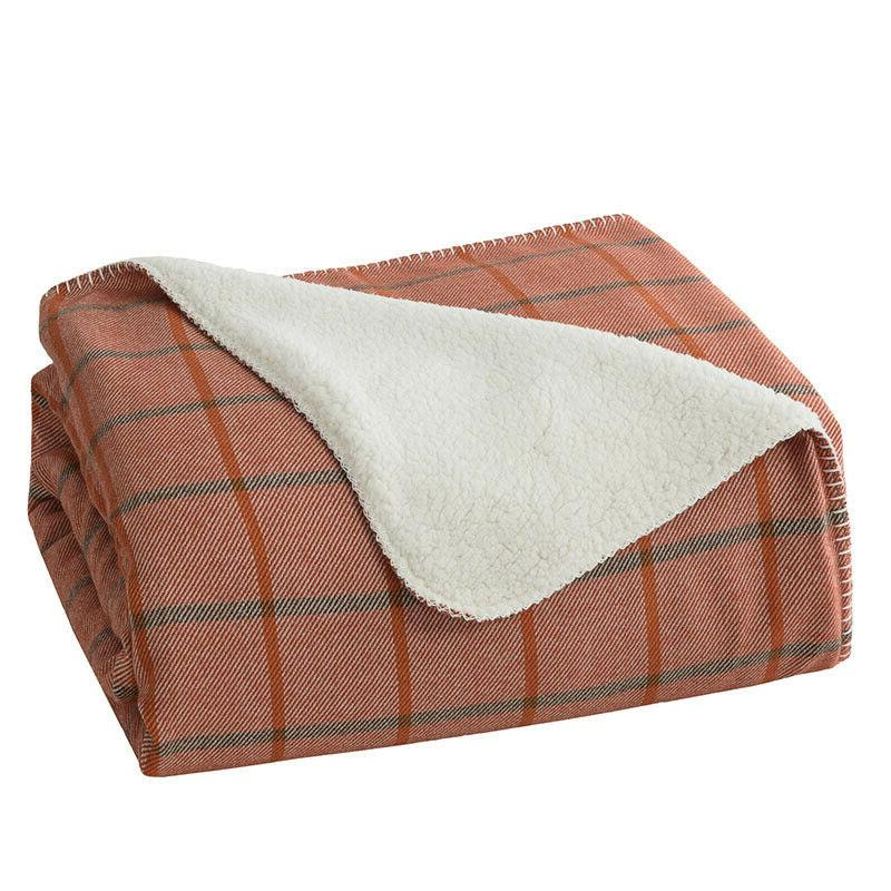 Bedsure Soft Sherpa Blanket for Couch