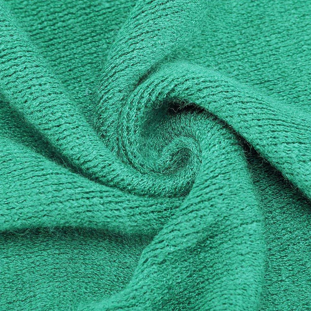 Soft Warm Knit Textured Solid for 50 x 60""