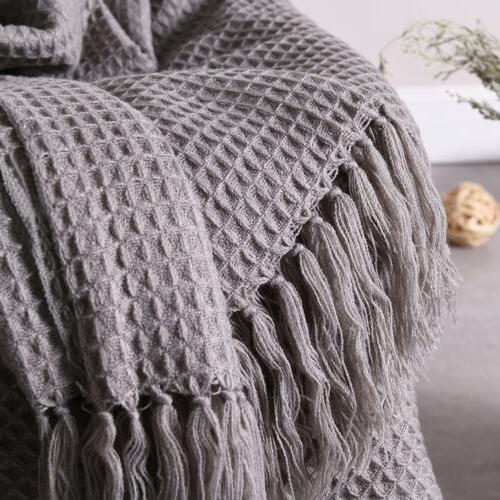 Throw Blanket For Sofa and