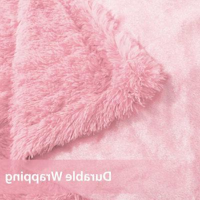 Faux Blanket Fuzzy Microfiber