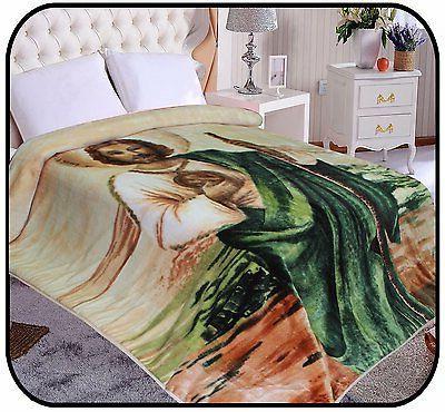 st jude mink blanket throw bedspread comforter