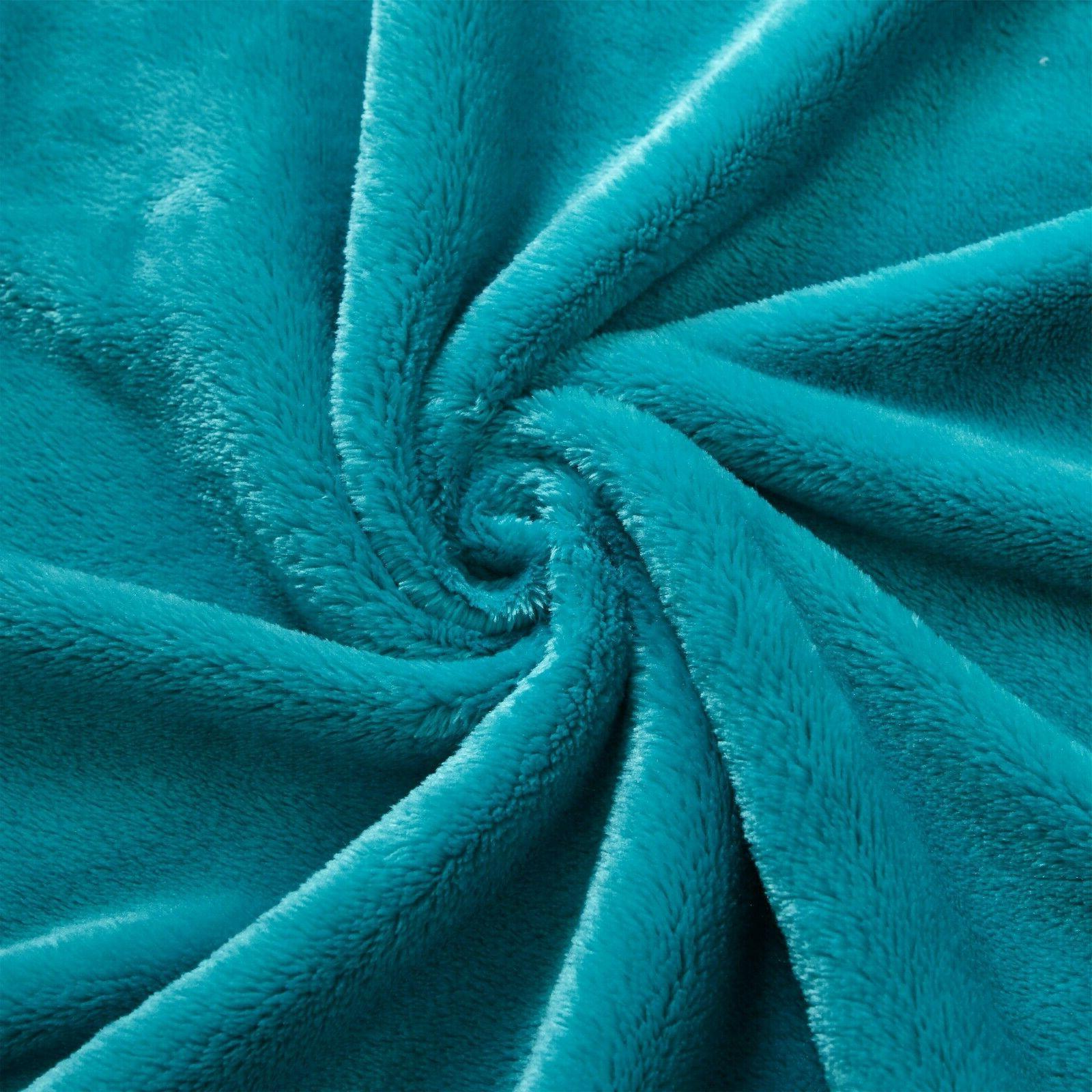 Sumptuous Winter Blanket Soft Colors