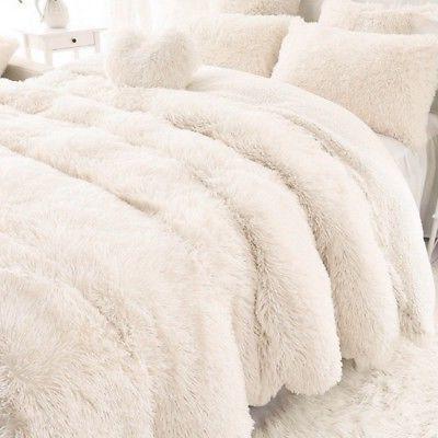 Super Soft Fur Blanket Long Shaggy Cozy Sheet 1.6*2M