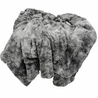 Chanasya Super Soft Fur Sherpa