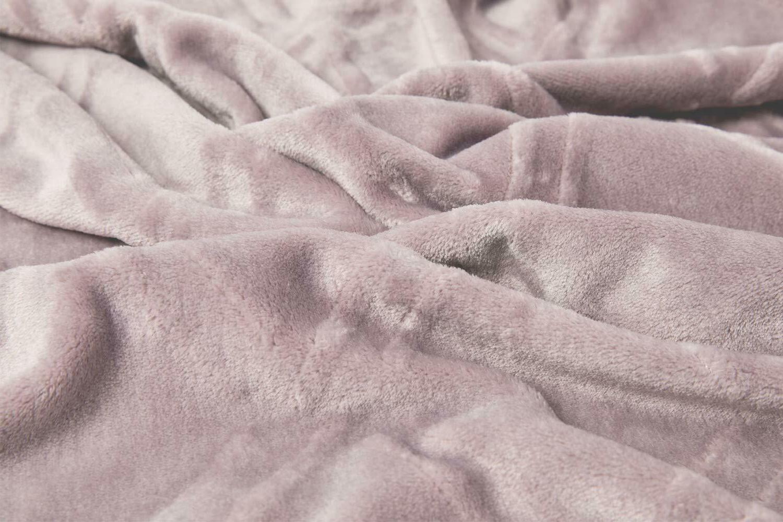 Fleece Throw Microfiber Velvet Cozy