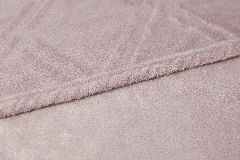 Super Soft Fleece Throw Blanket Velvet