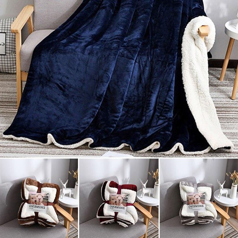 super soft plush font b blanket b
