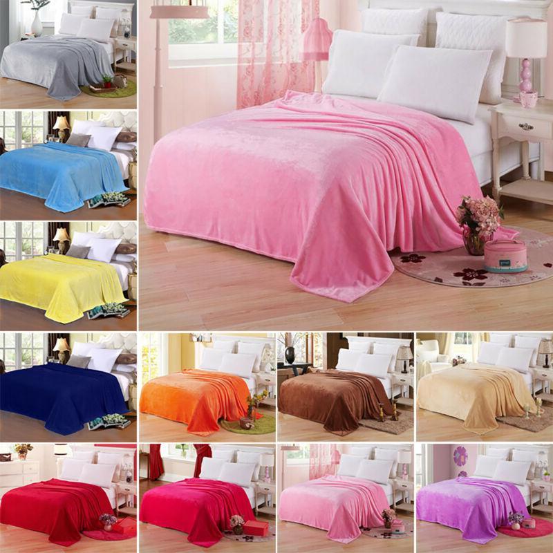 Sherpa Bedsure Fleece Blanket Throw