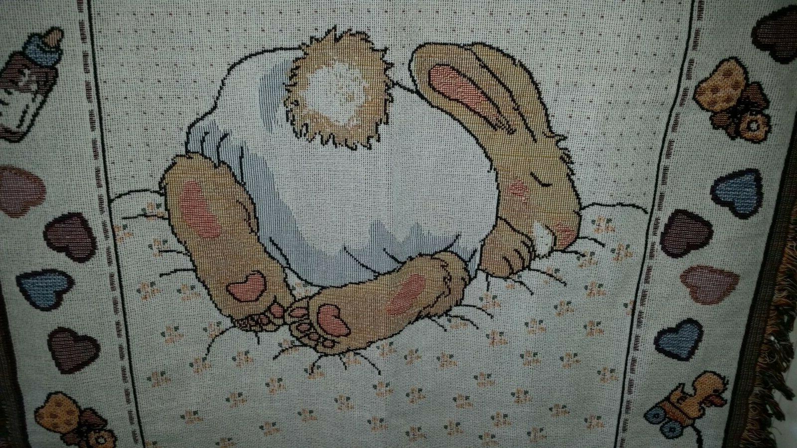 Suzy Zoo Blanket NWT Bunny