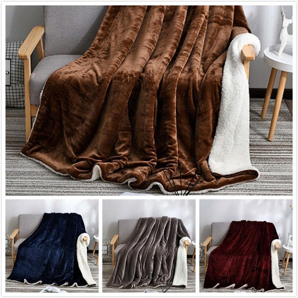 Bed Color Winter Faux Fur