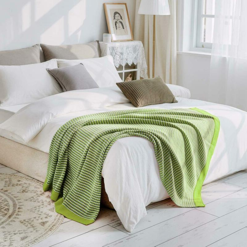 VEEYOO Blanket Couch Cozy Blankets and Throws x