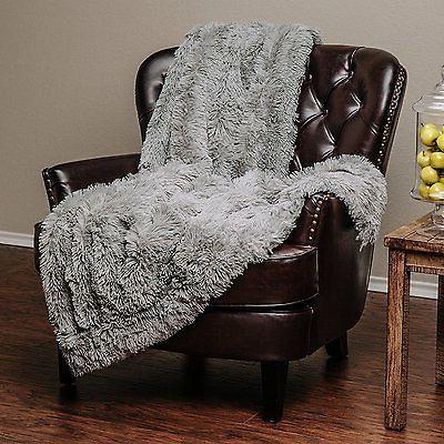 throw blanket soft long shaggy