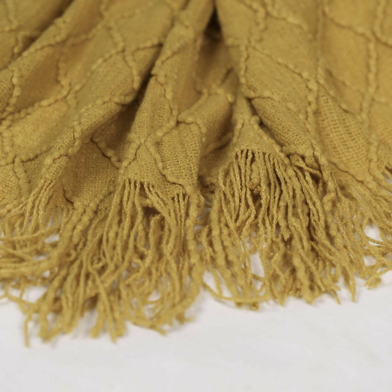 "Boritar Blanket Knit Winter Bed Sofa 50x60"""