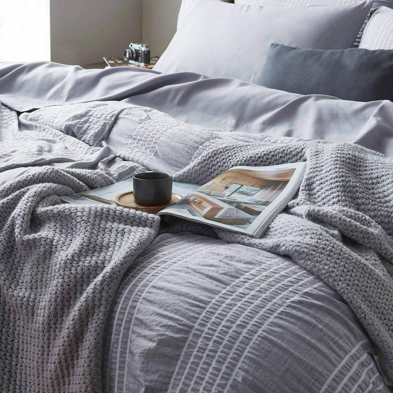 Bedsure Couch Blanket 50x60 Inch - Lightwe...