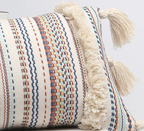 FLBER Pillows Boho Couch