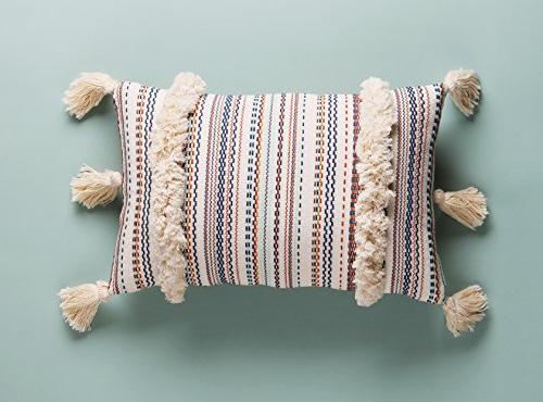 FLBER Decorative Pillows Throw Boho Couch Cushion