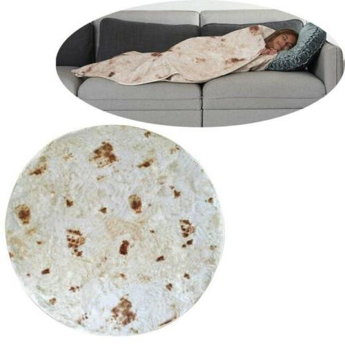Tortilla Blanket Baby Camping and Flour