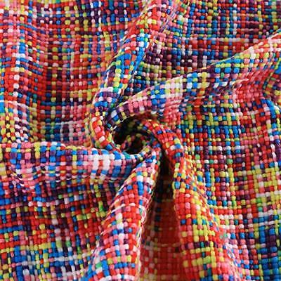 "Battilo Tropical Rainbow Throw Blanket X 49"""