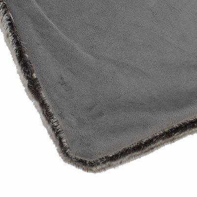 Tuscan Ash Fabric Throw