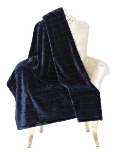 "Bertte Velvet Super Soft Decorative Throw Blanket-50""x 60"","