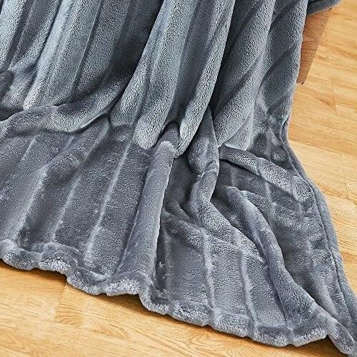 Bertte Ultra Super Throw Blanket-50quotx