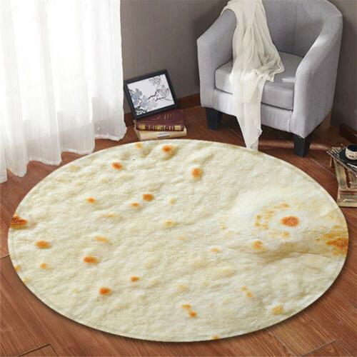 US Tortilla Blanket Burrito Blanket Corn Flour 60CM