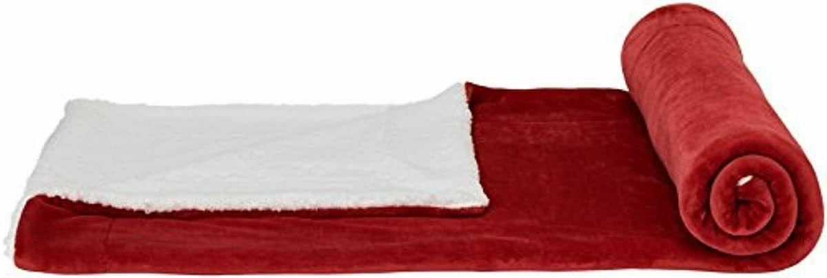 Velvet Heated Blanket - Electric