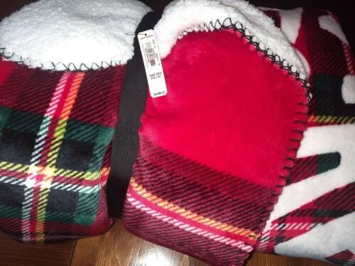 "Victoria's Super Throw Blanket 50""x60"""