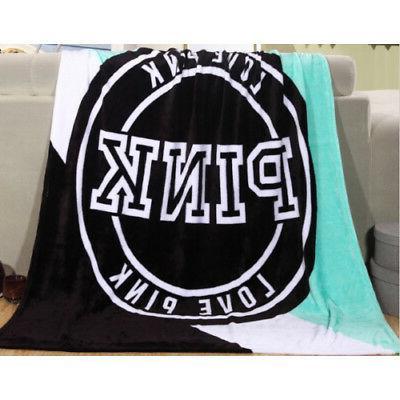 VS Blanket Plush Throw Flannel Velvet Winter blanket