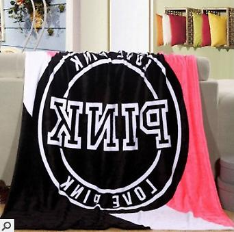 VS Blanket Plush Throw Velvet Winter