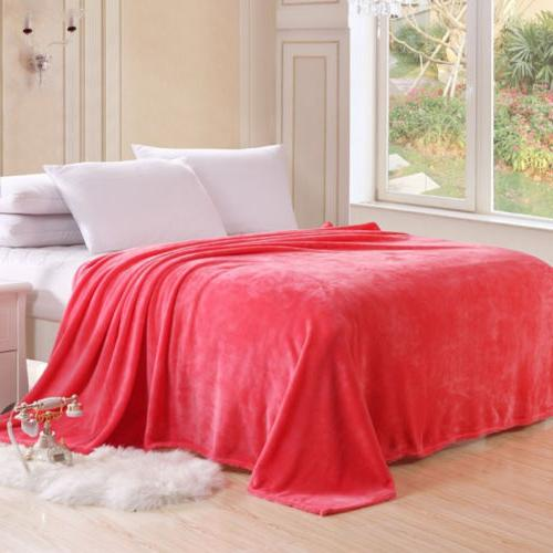 Warm Plush Sofa Home Queen King